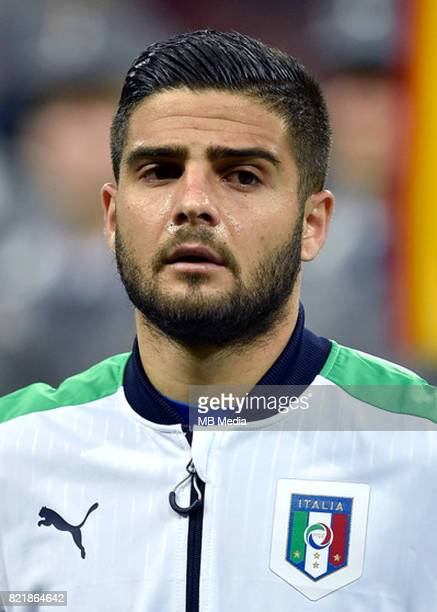 Uefa World Cup Fifa Russia 2018 Qualifier / 'nItaly National Team Preview Set 'nLorenzo Insigne