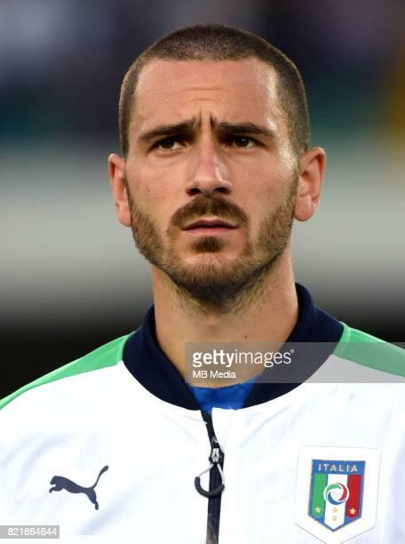 Uefa World Cup Fifa Russia 2018 Qualifier / 'nItaly National Team Preview Set 'nLeonardo Bonucci