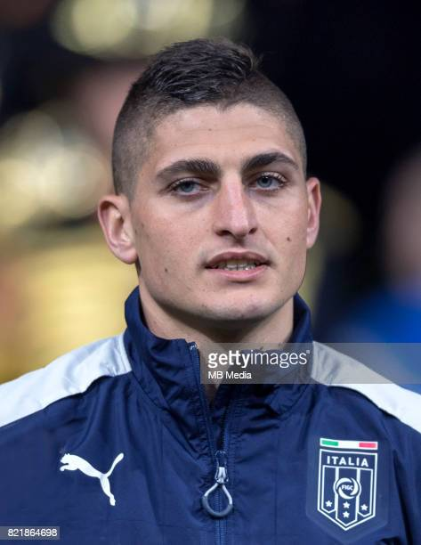 Uefa World Cup Fifa Russia 2018 Qualifier / 'nItaly National Team Preview Set 'nMarco Verratti