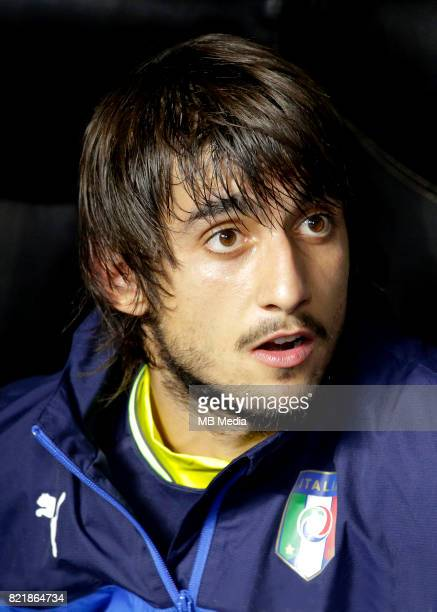 Uefa World Cup Fifa Russia 2018 Qualifier / 'nItaly National Team Preview Set 'nMattia Perin