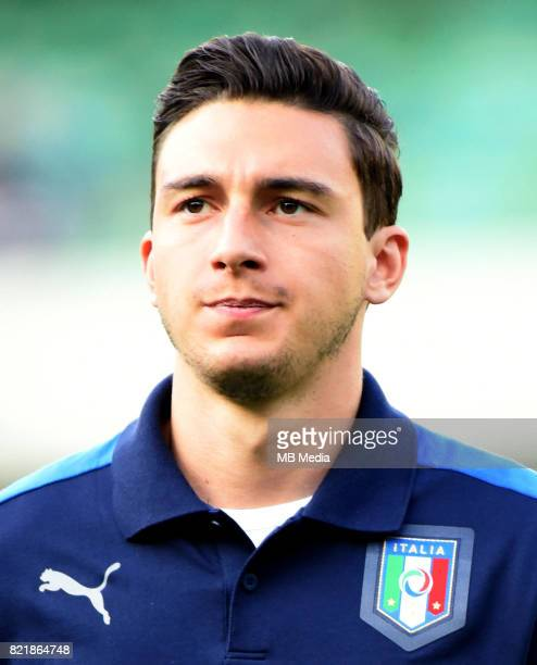 Uefa World Cup Fifa Russia 2018 Qualifier / 'nItaly National Team Preview Set 'nMatteo Darmian