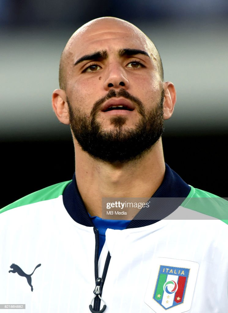 Uefa - World Cup Fifa Russia 2018 Qualifier / 'nItaly National Team - Preview Set - 'nSimone Zaza