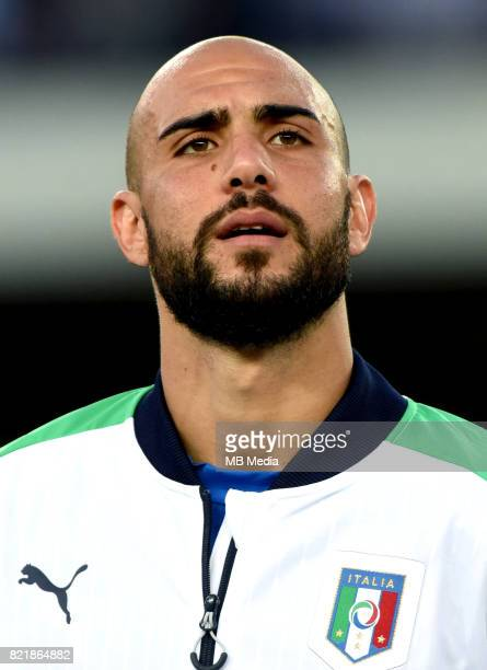 Uefa World Cup Fifa Russia 2018 Qualifier / 'nItaly National Team Preview Set 'nSimone Zaza