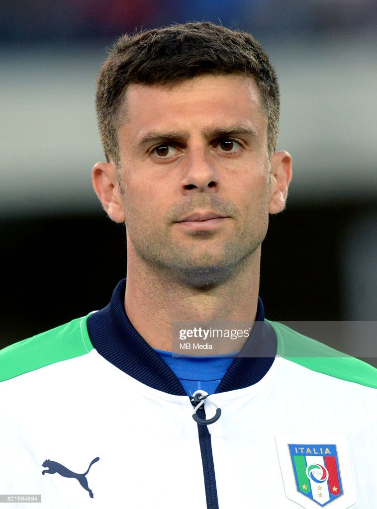 Uefa - World Cup Fifa Russia 2018 Qualifier / 'nItaly National Team - Preview Set - 'nThiago Motta
