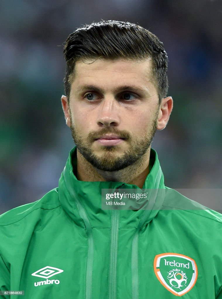 Uefa - World Cup Fifa Russia 2018 Qualifier / 'nRepublic of Ireland National Team - Preview Set - 'nShane Long