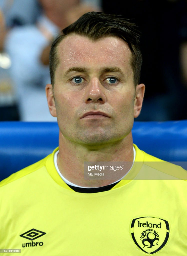 Uefa - World Cup Fifa Russia 2018 Qualifier / 'nRepublic of Ireland National Team - Preview Set - 'nShay Given