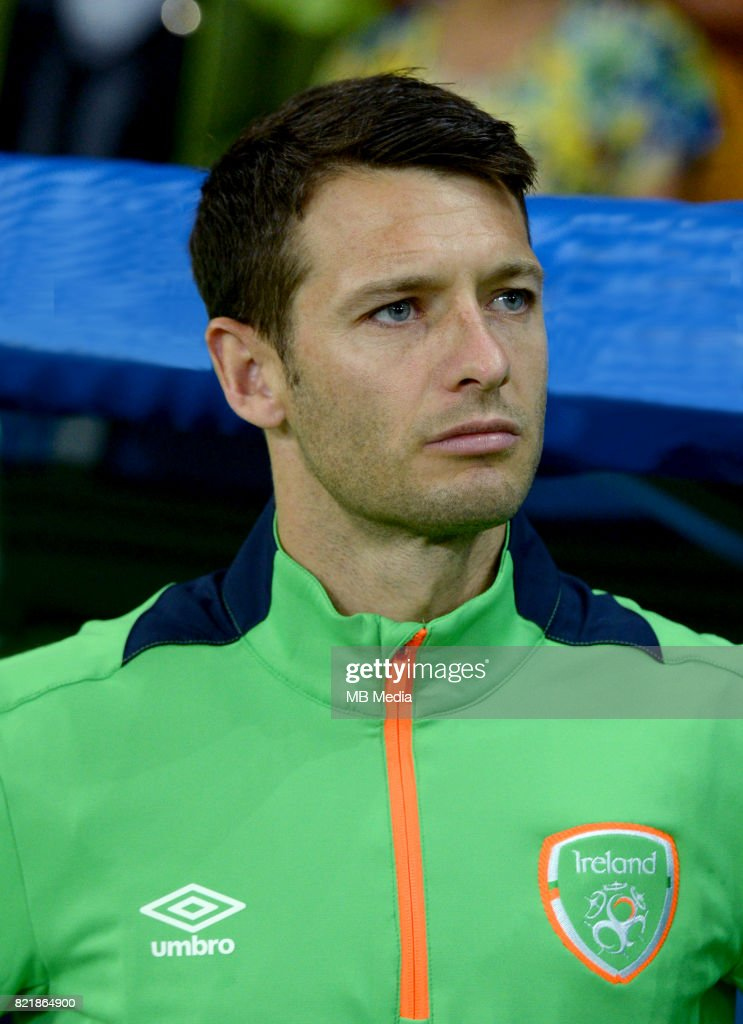 Uefa - World Cup Fifa Russia 2018 Qualifier / 'nRepublic of Ireland National Team - Preview Set - 'nWesley Hoolahan