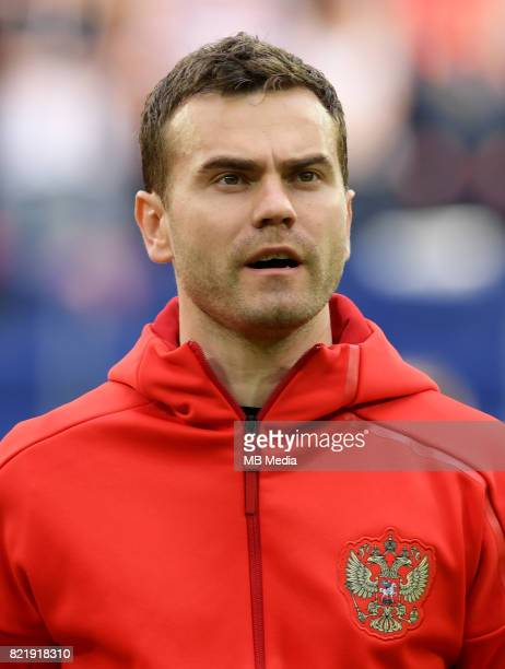 Uefa World Cup Fifa Russia 2018 Qualifier / 'nRussia National Team Preview Set 'nIgor Akinfeev