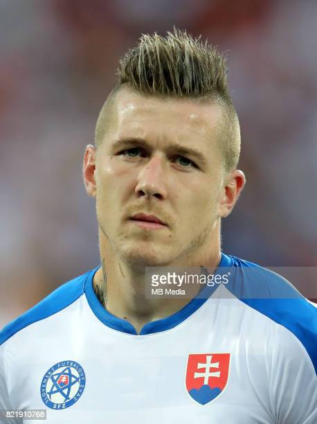 Uefa World Cup Fifa Russia 2018 Qualifier / 'nSlovakia National Team Preview Set 'nJuraj Kucka