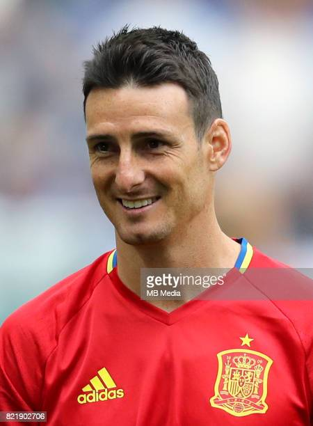 Uefa World Cup Fifa Russia 2018 Qualifier / 'nSpain National Team Preview Set 'nAritz Aduriz