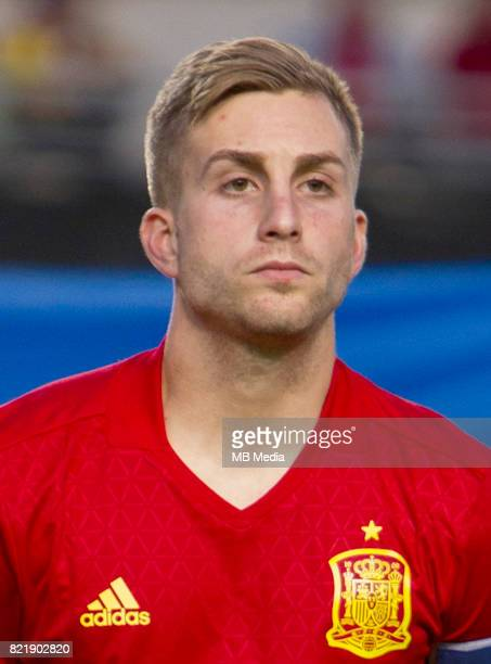 Uefa World Cup Fifa Russia 2018 Qualifier / 'nSpain National Team Preview Set 'nGerard Deulofeu