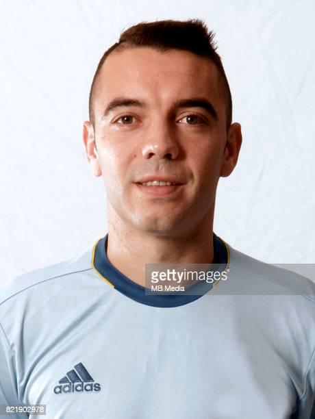 Uefa World Cup Fifa Russia 2018 Qualifier / 'nSpain National Team Preview Set 'nIago Aspas Juncal
