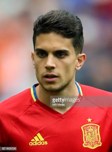 Uefa World Cup Fifa Russia 2018 Qualifier / 'nSpain National Team Preview Set 'nMarc Bartra