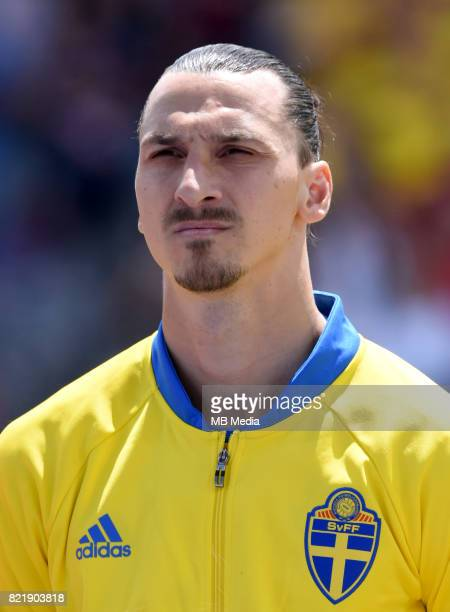 Uefa World Cup Fifa Russia 2018 Qualifier / 'nSweden National Team Preview Set 'nZlatan Ibrahimovic