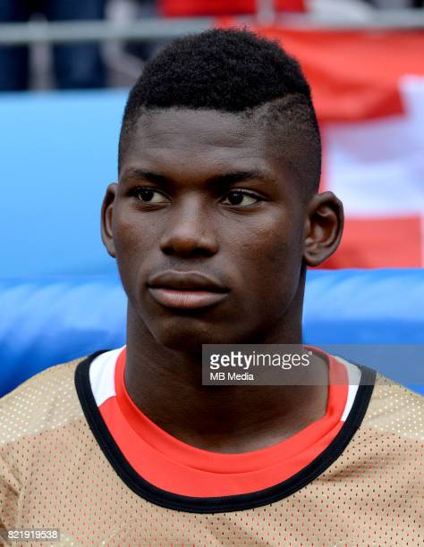 Uefa World Cup Fifa Russia 2018 Qualifier / 'nSwitzerland National Team Preview Set 'nBreel Donald Embolo