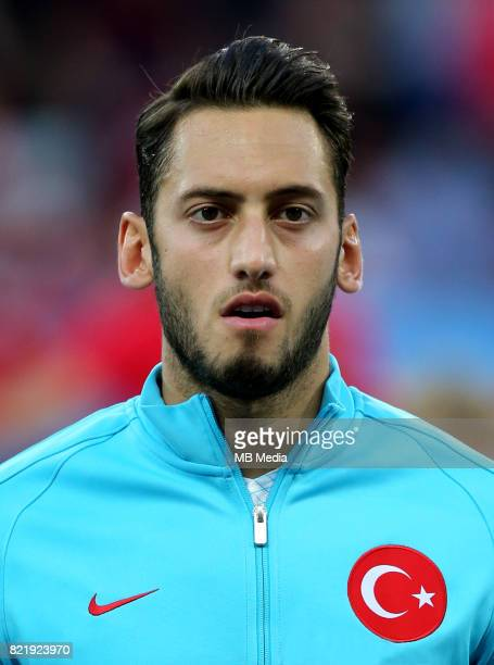 Uefa World Cup Fifa Russia 2018 Qualifier / 'nTurkey National Team Preview Set 'nHakan Calhanoglu