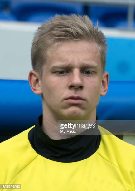 Uefa World Cup Fifa Russia 2018 Qualifier / 'nUkraine National Team Preview Set 'nOleksandr Zinchenko