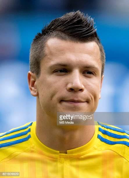 Uefa World Cup Fifa Russia 2018 Qualifier / 'nUkraine National Team Preview Set 'nYevhen Konoplyanka