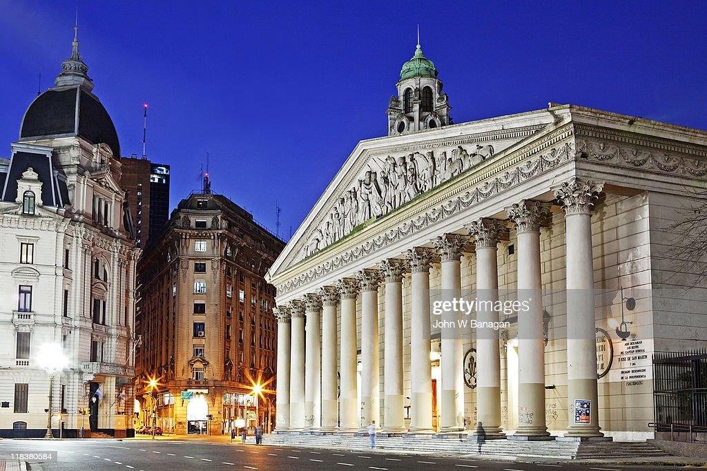 uenos Aires Metropolitan Cathedral, Argentina
