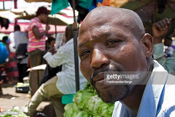 Ugandese Mann