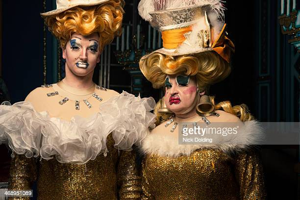 Ugly Sisters 01