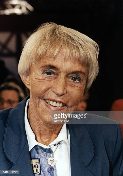 Uhse Beate * Unternehmerin Pilotin D Portrait 1996