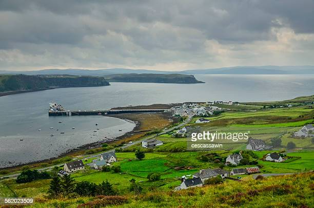 Uig Bay & Ferry, Isle of Skye