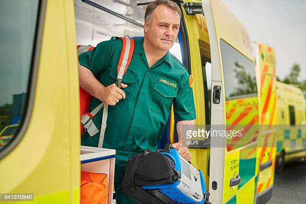 uk ambulance paramedic