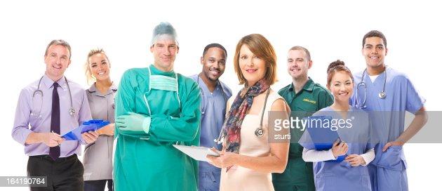 uk medical team