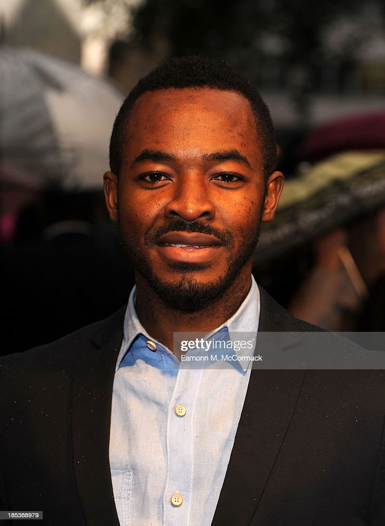 O.C. Ukeje attends a screening of 'Foosball' during the 57th BFI London Film Festival at Odeon West End on October 19, 2013 in London, England.