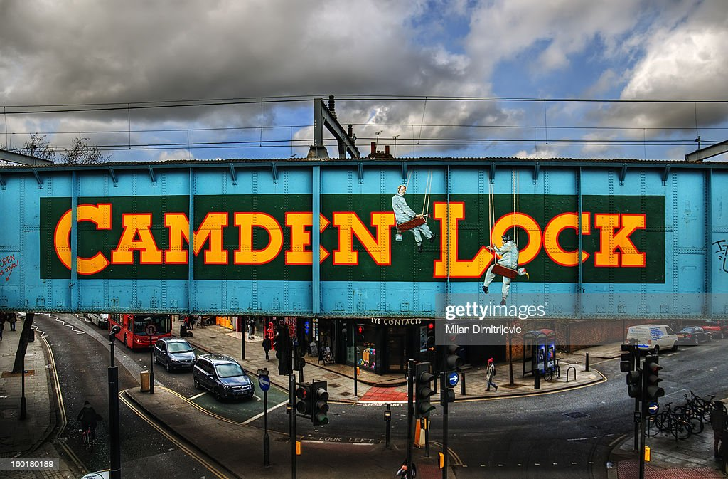 London.Camden Town