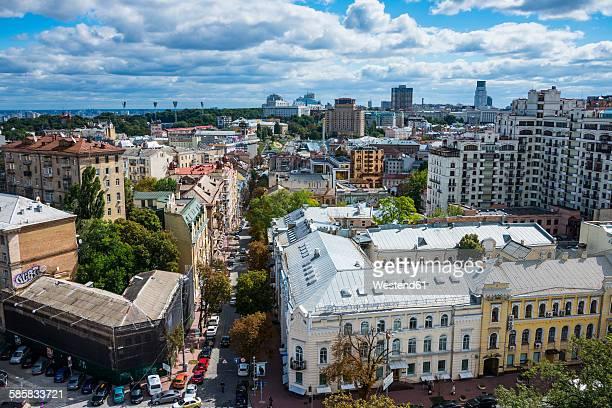 Ukraine, Kiev, cityscape
