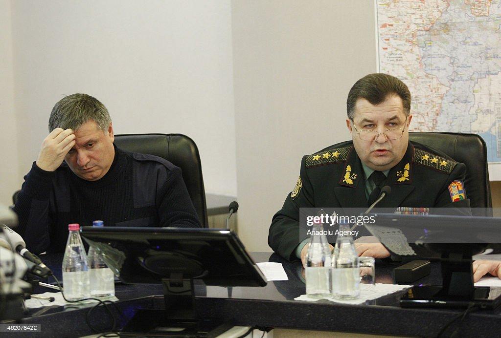 Shelling in Ukrainian city of Mariupol