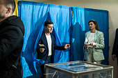 UKR: Voters Go To The Polls In Ukraine's General Election