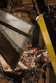 UKR: Gas Explosion Near Kiev: 2 Dead, 3 Floors Down