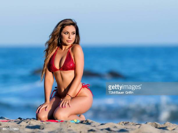 Uldouz Wallace is seen on September 22 2017 in Los Angeles California