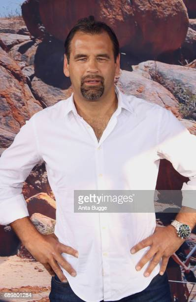 Ulf Kirsten attends the 'Global Gladiators' exclusive preview at Astor Film Lounge on May 29 2017 in Berlin Germany
