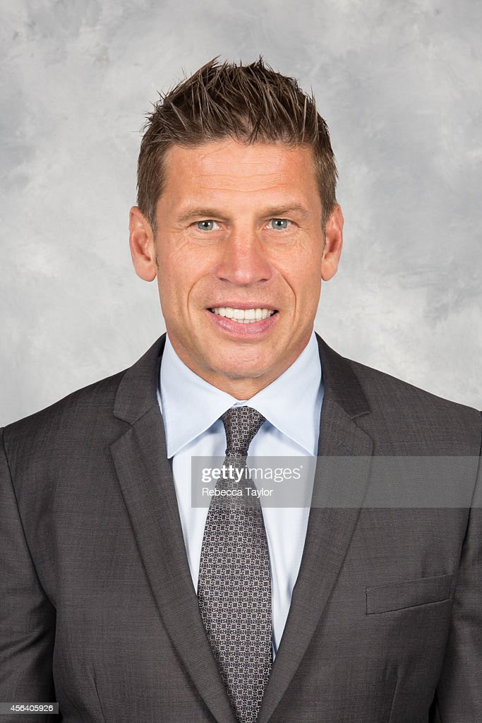 <a gi-track='captionPersonalityLinkClicked' href=/galleries/search?phrase=Ulf+Samuelsson&family=editorial&specificpeople=2079383 ng-click='$event.stopPropagation()'>Ulf Samuelsson</a> of the New York Rangers poses for his official headshot for the 2013-2014 season on September 11, 2013 in White Plains, New York.