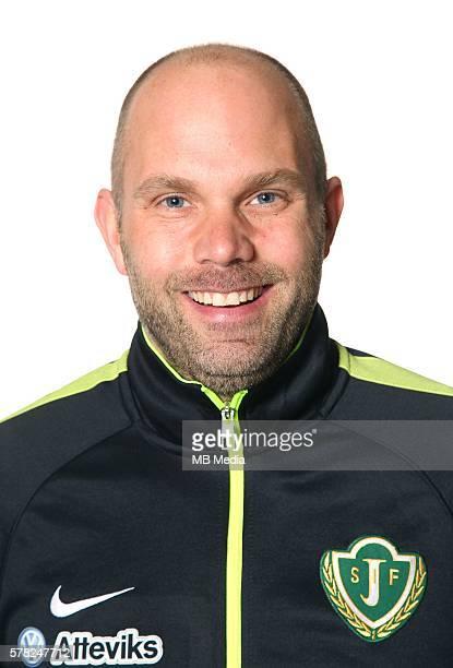 Ulf Thorsson Halvfigur @Leverans Allsvenskan 2016 Fotboll