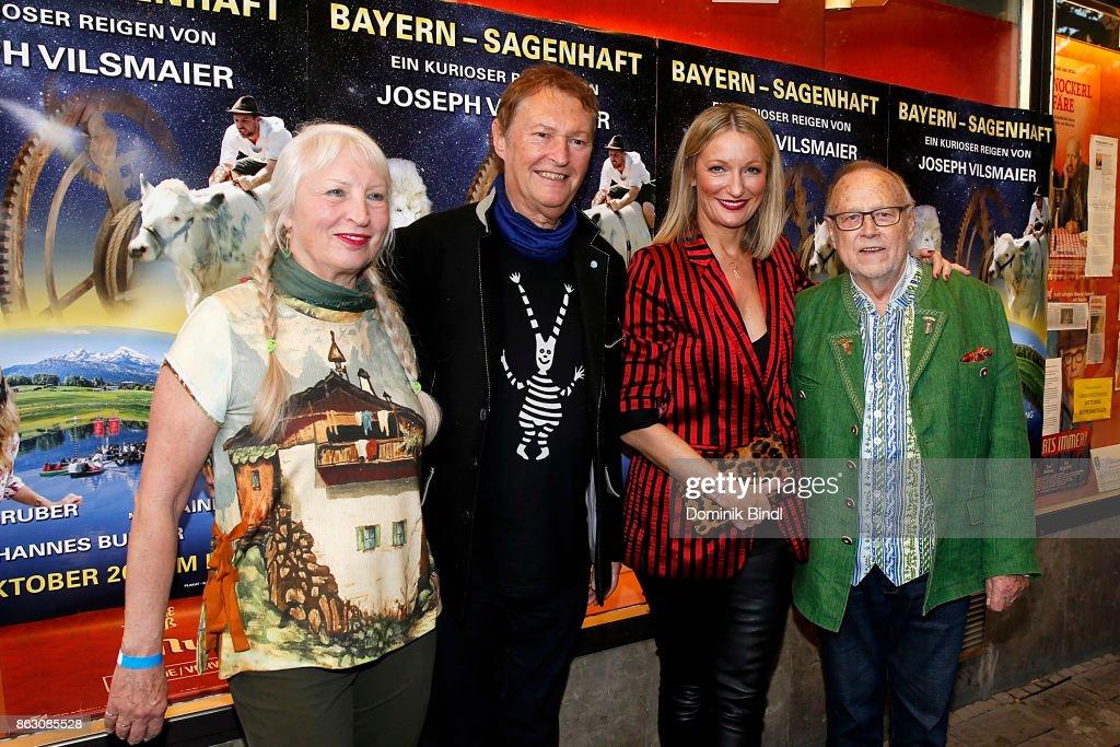 'Bayern - sagenhaft' Premiere In Munich