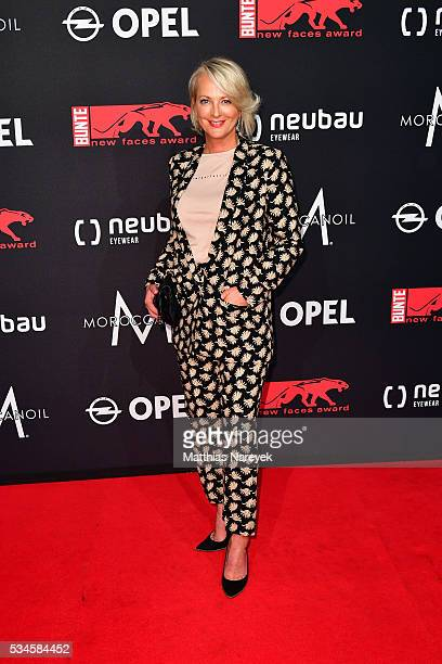 Ulla Kock am Brink the New Faces Award Film 2015 at ewerk on May 26 2016 in Berlin Germany