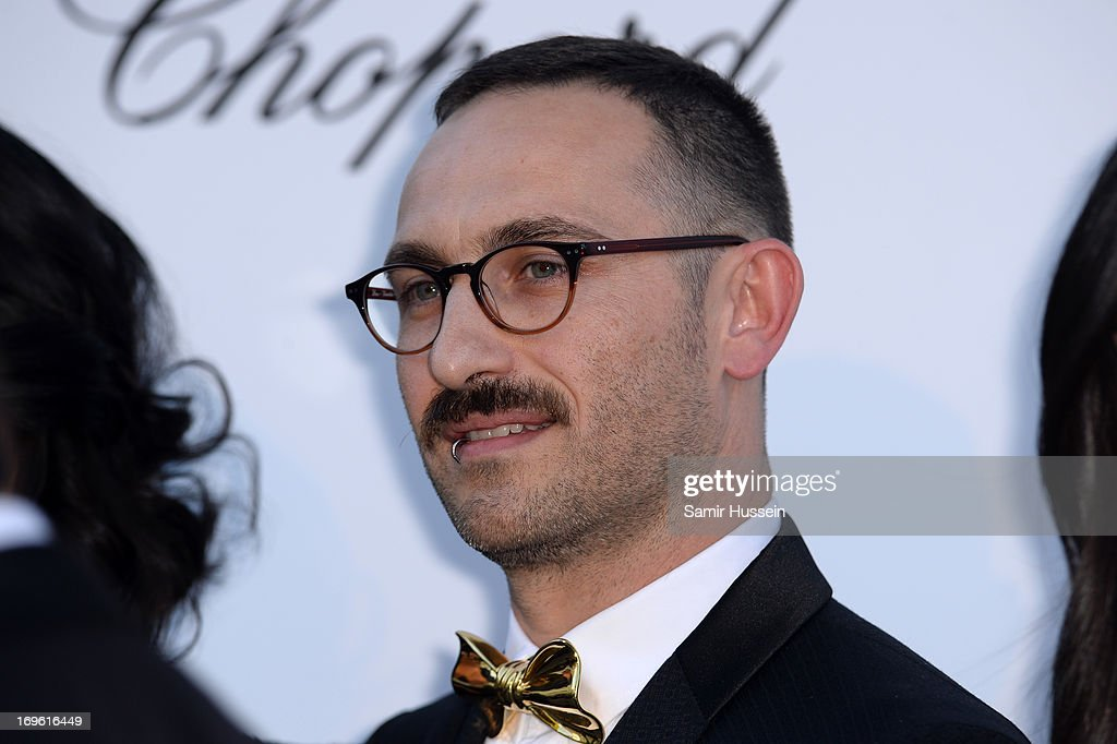 Ullrich Moller Jorgensen attends amfAR's 20th Annual Cinema Against AIDS during The 66th Annual Cannes Film Festival at Hotel du Cap-Eden-Roc on May 23, 2013 in Cap d'Antibes, France.