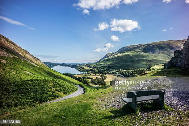 Ullswater , The Lake District National Park