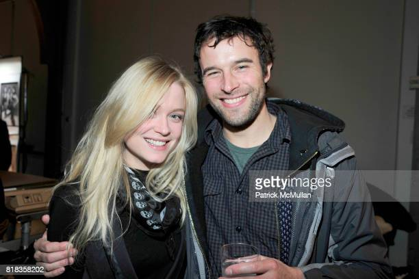 Ulrica Norstrom and Will Anderson attend PIER 59 Studios 15th Anniversary Party at PIER 59 Studios on February 12 2010 in New York City