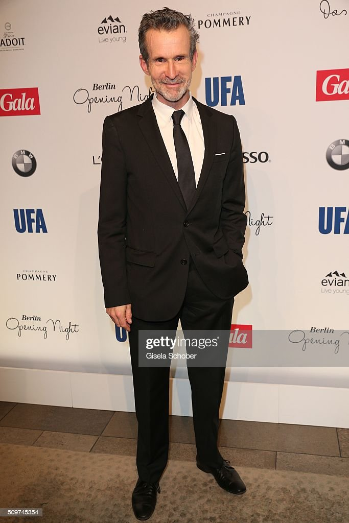 <a gi-track='captionPersonalityLinkClicked' href=/galleries/search?phrase=Ulrich+Matthes&family=editorial&specificpeople=234599 ng-click='$event.stopPropagation()'>Ulrich Matthes</a> during the 'Berlin Opening Night of GALA & UFA Fiction' at Das Stue Hotel on February 11, 2016 in Berlin, Germany.