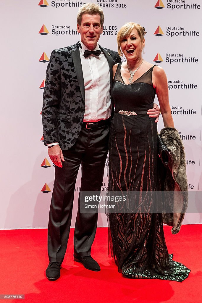 Ulrich Stein attends German Sports Gala 'Ball des Sports 2016' on February 6, 2016 in Wiesbaden, Germany.