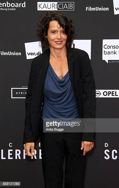 Ulrike Folkerts attends the Deutscher Schauspielerpreis 2016 at Zoo Palast on May 20 2016 in Berlin Germany