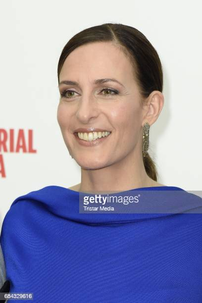 Ulrike Frank attends the 25th anniversary party of the TV show 'GZSZ' on May 17 2017 in Berlin Germany