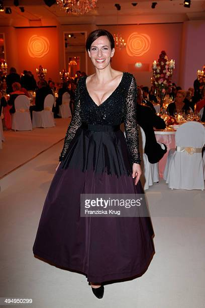 Ulrike Frank attends the Rosenball 2014 on May 31 2014 in Berlin Germany