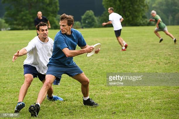 Ultimative frisbee